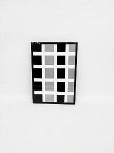 Quadro Decorativo de Plastico 26x36cm  - Amigold
