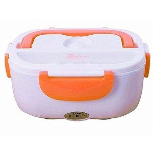 Marmita Elétrica Lunch Box Portátil Tomada e Carro (110V ou 12V)