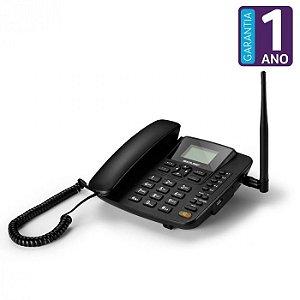 Telefone Rural 3G 5 Frequências Multilaser