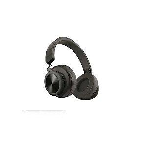 Fone de ouvido Super Bass Xtrax Bluetooth Riff Preto