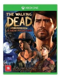Jogo The Walking Dead - A New Frontier Xbox One Original Pt
