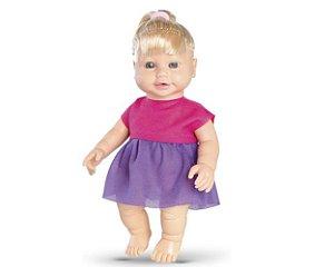 Boneca Gabrielly Ela e Muito Esperta - Omg
