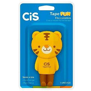 Fita Correta Tape Fun Blist Tigre - Cis