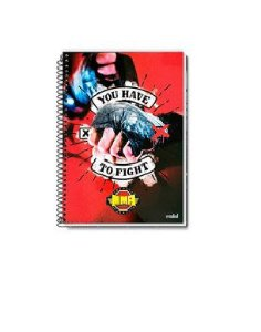 Caderno MMA 200 Flhs Credeal