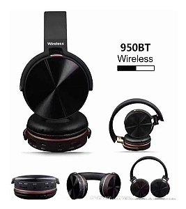 Headphone Fone Bluetooth Sem Fio Sd 950BT