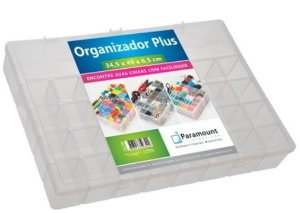 Box Organizador Plus - Paramount