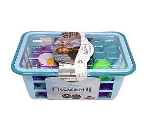Kit Cozinha Com Cestinha Picnic Frozen II Toyng