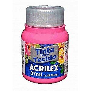 Tinta Tecido Fosca 37ML Pink Acrilex