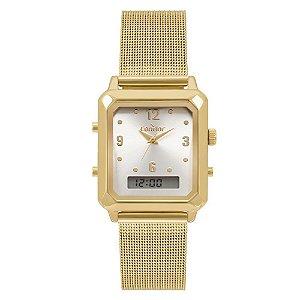 Relógio Condor Feminino Dourado - COBJ3718AB/4K