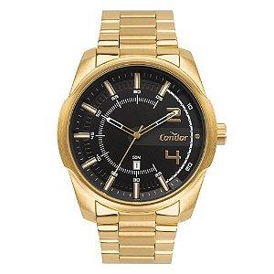 Relógio Condor Masculino Speed Dourado - CO2115KXM/4D