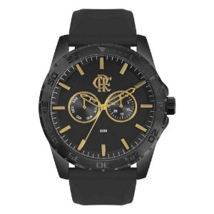 Relógio Technos Flamengo Preto - FLA6P25AA/5P