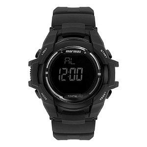 Relógio Masculino Mormaii Preto - MO3820AB/8P