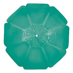 Guarda-Sol Alumínio Bagum PVC 2,00m - Mor