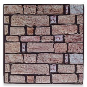 Adesivo Decorativo Wall Street 30x30 cm - Wincy