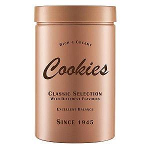 Pote Mantimentos Vanilla 1.5L Cookies - Industria Bandeirante