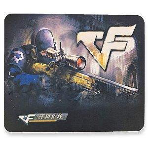 Mouse Pad Gamer Cross Fire Z7 30x25 cm
