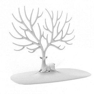 Porta Joia de Plastico Cervo Branco - Amigold