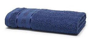 Toalha de Rosto Royal Knut  Azul Escura - Santista