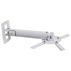 Suporte 2 EM 1 Teto ou Parede P/ Projetor MT-305 Branco - Multivisão