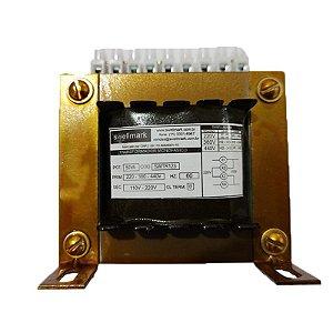 Transformador  Monofásico de Comando Universal  220V/380V/440V X 110V/220V 50VA