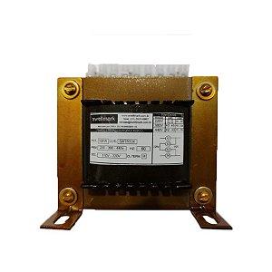 Transformador  Monofásico de Comando Universal  220V/380V/440V X 110V/220V 100VA