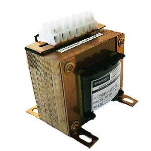 Transformador Monofásico de Comando 220V/380V/440V X 24V 75VA