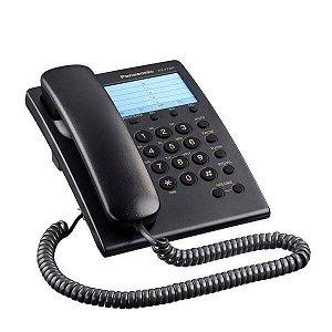 Aparelho Telefone de Mesa e Parede com Fio Preto KX-T7701BR - Panasonic