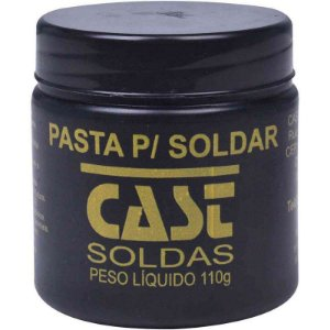 Pasta para Solda Cast 110gr