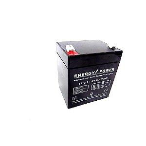 Bateria Selada 12V 5AH Recarregavel P/ Nobreak Energy Power