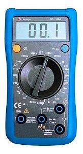 Multímetro Digital  3.1/2 Dígitos Et-1100a CatII 600v Minipa