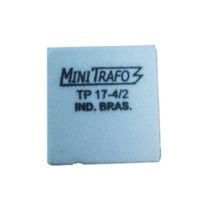 Mini Trafo de Pulso MTPT 17-4/2  Usados para Disparos de Tiristores e Triacs