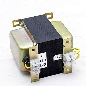 Transformador 110V/220V X 12VAC 500wts