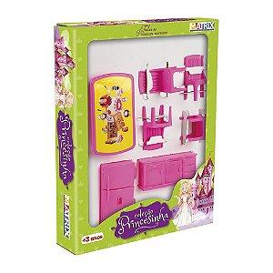 Kit Cozinha e Eletros - Princesinha