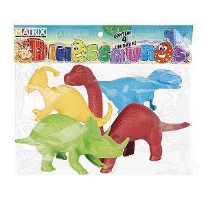 Dinossauros - 4 peças