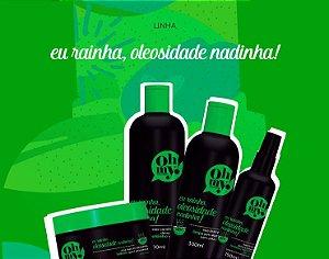 Kit Oh My! Eu Rainha, Oleosidade Nadinha! - 4 produtos
