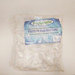 Protetor de Bacia para Manicure Higipratic - 50 unidades