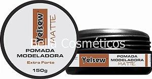 Pomada Extra Forte Modeladora Matte Yelsew - 150g