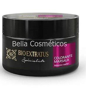 Máscara Colorante Marsala Bio Extratus - 250g