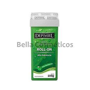 Cera Rollon Depilatória Depimiel - 100g