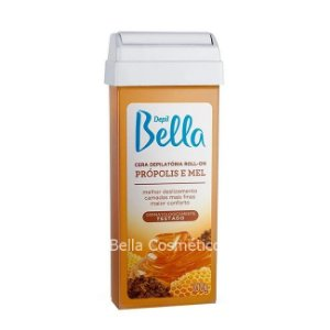 Cera Rollon Depilatória Depil Bella - 100g