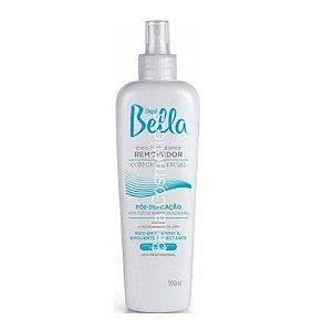 Óleo Removedor Hidratante de Algodão Depil Bella - 500ml