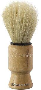 Pincel de Barba com Cerdas Naturais Marco Boni - cód. 1380B