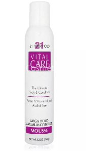 Mousse Vital Care - 340g