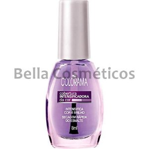 Cobertura Intensificadora da Cor Colorama - 8ml