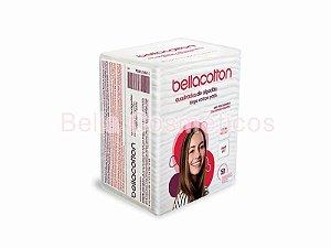 Quadrados de Algodão BellaCotton - 50 unidades