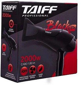 Secador Taiff Black Ion 2000W 127V