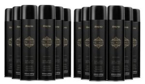 Combo cx com 12un - Hair Spray Valorize ultra forte Amend - 400ml cada