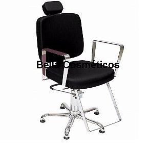 *R$ 1.500,00* PROMOÇÃO Cadeira Kixiki Petra Reclinável Hidráulica