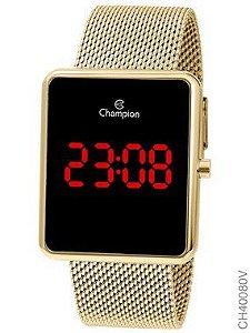 Relógio Digital PUL.D/MT.C E EST.D/P. - CH40080V