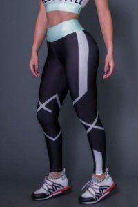 Calça Legging Fitness United - Ref: D2654